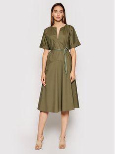 Imperial Sukienka codzienna ABTWBGV Zielony Regular Fit