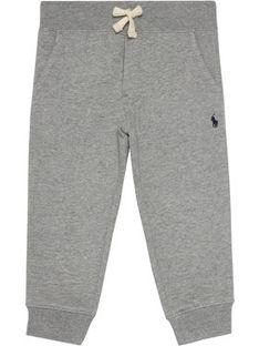 Polo Ralph Lauren Spodnie dresowe Bsr 321720897004 Szary Regular Fit