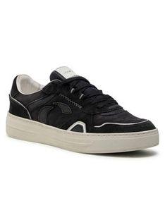 Crime London Sneakersy Low Top Off Court 11109AA3.20 Czarny