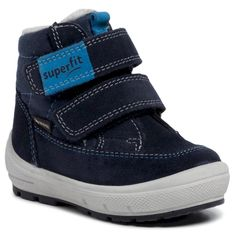 Sneakersy SUPERFIT - GORE-TEX 5-09314-80 Blau