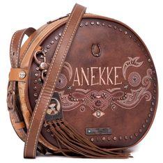 Torebka ANEKKE - Bolso 30702-81ARS Brązowy