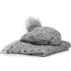 Wittchen komplet czapka i szalik