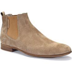 Buty zimowe męskie Domeno bez zapięcia