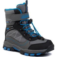 Buty zimowe dziecięce Sprandi wielokolorowe śniegowce