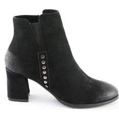 Botki Manoukian Shoes zimowe