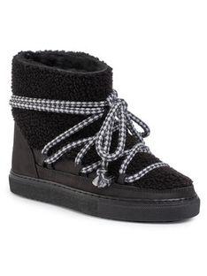 Inuikii Buty Sneaker Curly 70202-16 Czarny