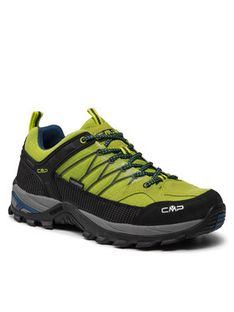 CMP Trekkingi Rigel Low Trekking Shoes Wp 3Q54457 Żółty