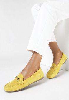 Żółte Mokasyny Azaerlith