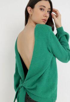 Zielony Sweter Kylerris