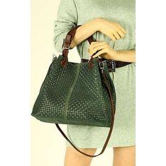 Shopper bag Merg bez dodatków mieszcząca a8 na ramię wakacyjna skórzana