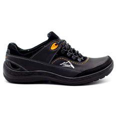 Olivier Męskie buty trekkingowe 268 czarne