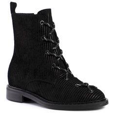 Botki L37 - Winter Vibes SS75 Black