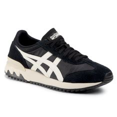 Sneakersy ONITSUKA TIGER - California 78 Ex 1183A355 Black/Oatmeal 002