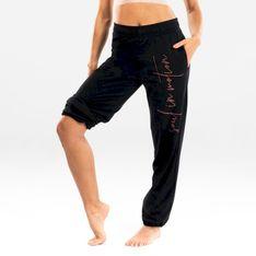 Spodnie do tańca nowoczesnego damskie