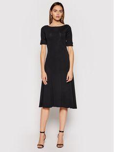 Lauren Ralph Lauren Sukienka codzienna 200769902001 Czarny Regular Fit