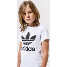 T-shirt chłopięce Adidas z krótkim rękawem z nadrukami