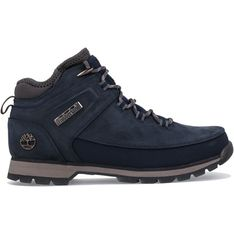 Buty zimowe męskie Timberland sznurowane skórzane