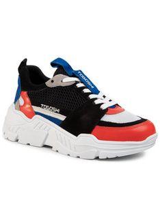 Togoshi Sneakersy TG-07-04-000190 Czarny