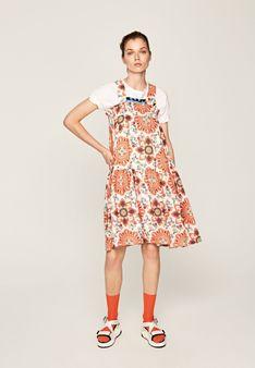 Pepe Jeans - Sukienka letnia - wielokolorowy