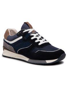 Lloyd Sneakersy Elmar 11-408-18 Granatowy