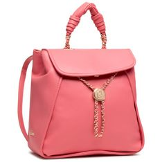 Plecak LIU JO - M Backpack Impr AA1073 E0040  Glossy 61620