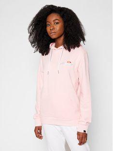 Ellesse Bluza Noreo SGS08848 Różowy Regular Fit