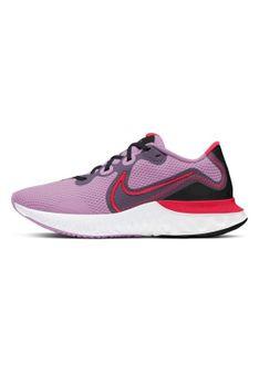 Nike Performance - Obuwie do biegania treningowe - różowy