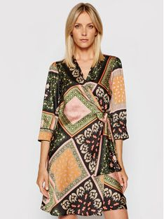 Marella Sukienka codzienna Riarso 32262218 Kolorowy Regular Fit