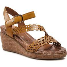 Sandały damskie Tamaris na lato