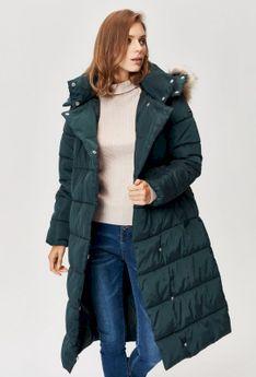 Ocieplana kurtka z pikowaniem