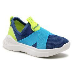 Sneakersy SUPERFIT - 1-000310-8000 M Blau/Gelb
