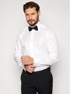 Eton Koszula 300070318 Biały Slim Fit