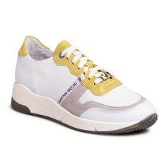 Sneakersy NIK - 05-0719-41-8-24-02 Biały