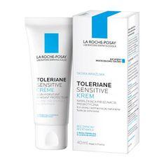 La Roche-Posay Toleriane Sensitive, krem nawilżający, 40 ml
