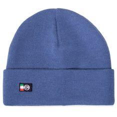 Czapka GINO ROSSI - O3M3-008-AW20 Blue