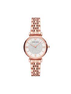Emporio Armani Zegarek AR11244 Różowy