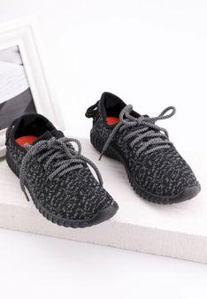 Buty sportowe czarno szare 5 Pew