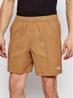 The North Face Szorty sportowe M Class V Pull On NF0A5A5X1731 Brązowy Regular Fit