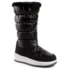 Śniegowce CMP - Holse Wmn Snow Boot Wp 39Q4996 Nero U901