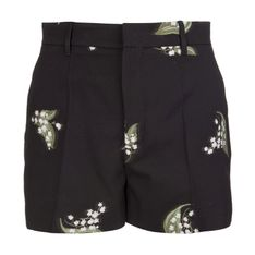 R.E.D. Valentino Shorts Black