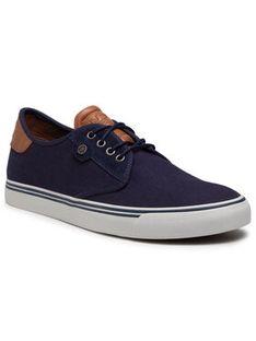 Lloyd Sneakersy Eldon 11-403-18 Granatowy