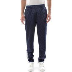 Spodnie męskie Fila niebieski