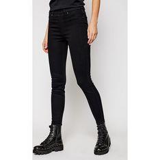 Spanx jeansy damskie casualowe