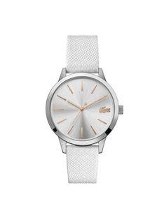 Lacoste Zegarek L1212 2001089 Biały