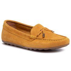 Mokasyny FILIPE - 11164  Amarelo