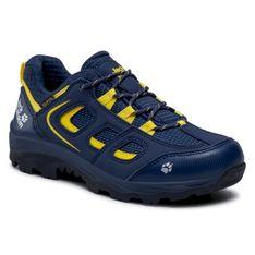 Trekkingi JACK WOLFSKIN - Vojo Texapore Low K 4042191 Blue/Yellow