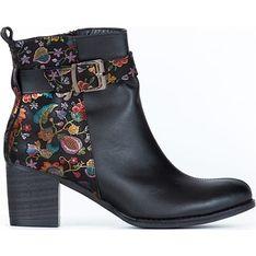 Botki Zapato na zamek eleganckie