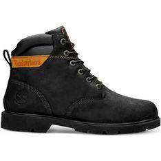 Buty zimowe męskie Timberland czarny