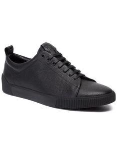 Hugo Sneakersy Zero 50414642 10220030 01 Czarny