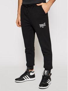 EVERLAST Spodnie dresowe 810540-60 Czarny Regular Fit